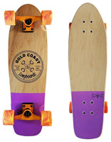 Gold Coast Longboards Retro Dip Cruiser