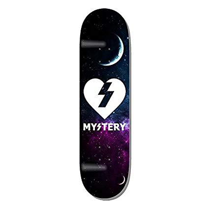 Mystery Cosmic Heart V3 8.375 Deck
