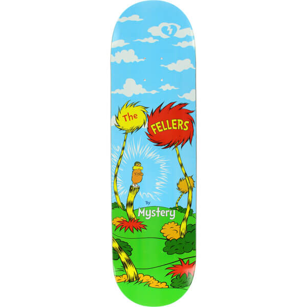 Mystery The Fellers Lorax 8.5 Deck