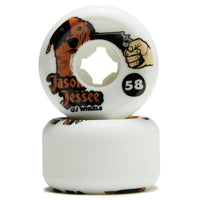 OJ Jessee Dog Revenge Insaneathane 101a 58mm Wheels