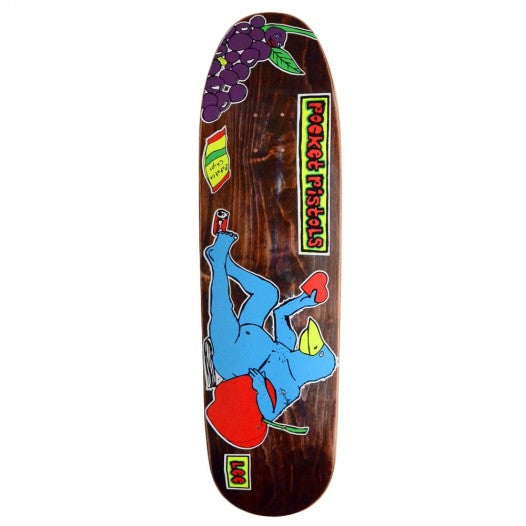Pocket Pistols Grapes Deck 8.75""