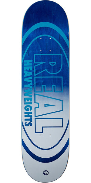 Real Heavyweight Blue Deck 8.38