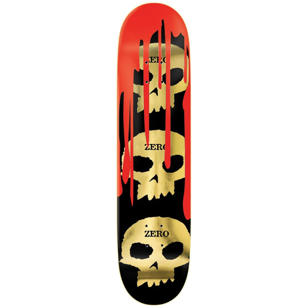 Zero Blood Skull Burman 8.25 x 31.9 Deck