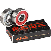 Bones Red Bearings