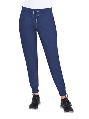 Navy 7710 Jogger Yoga Pant Med Couture Lavie Scrubs