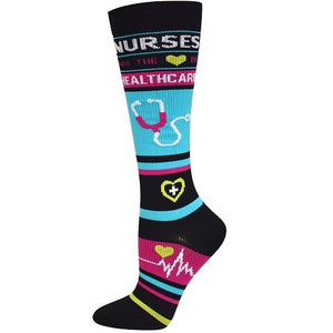 Healthcare Women's 10-14 mmHg Compression socks Lavie Scrubs