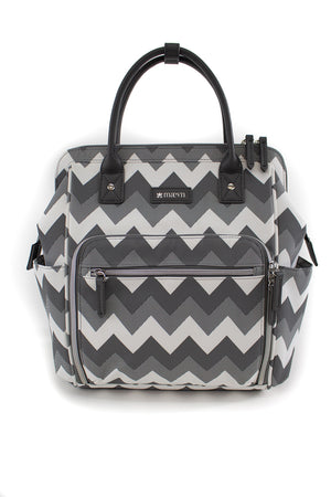 Grey Maevn Ready Go Mini backpack Lavie Scrubs