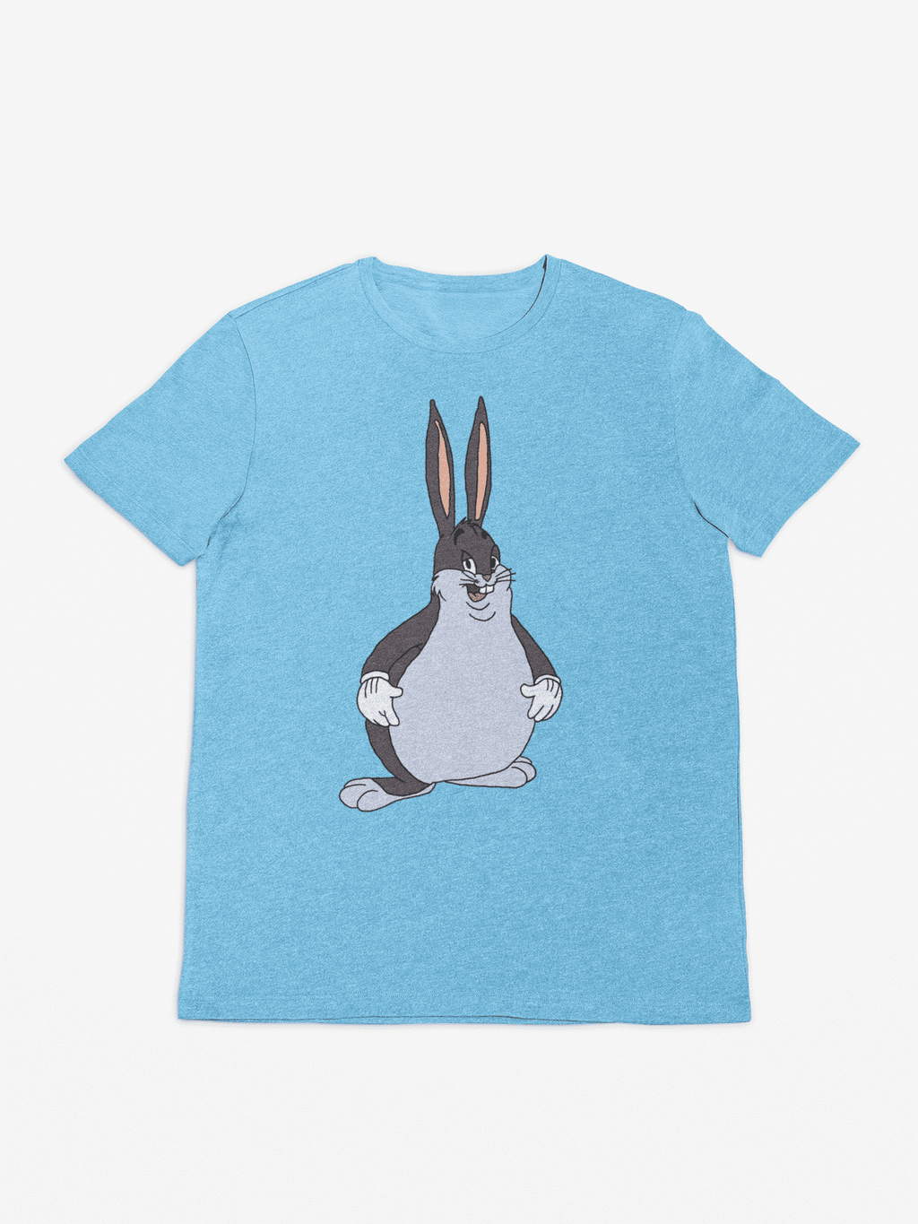 big chungus shirt blue