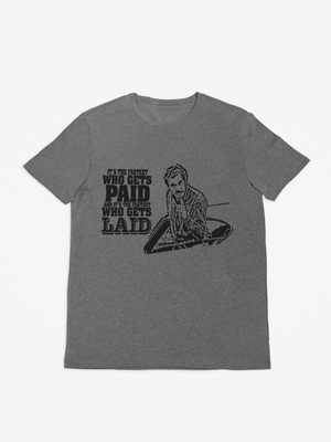 Talladega Nights Shirt - Fastest Who Gets Laid Unisex Shirt