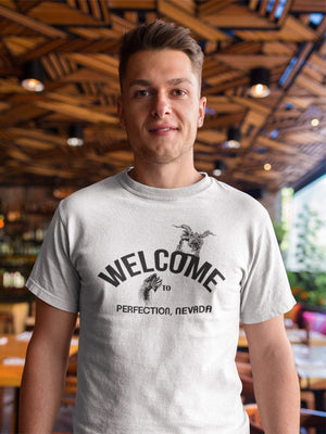 Tremors Movie - Welcome to Perfection, Nevada - Funny Unisex T-Shirt