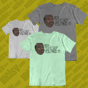 The Office TV Show - Stanley, Have Ya Lost Your Mind? Funny Unisex T-Shirt