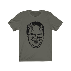 The Office TV Show - Dwight Schrute - Schrute Farms - The Office Merch - Funny Unisex Shirt