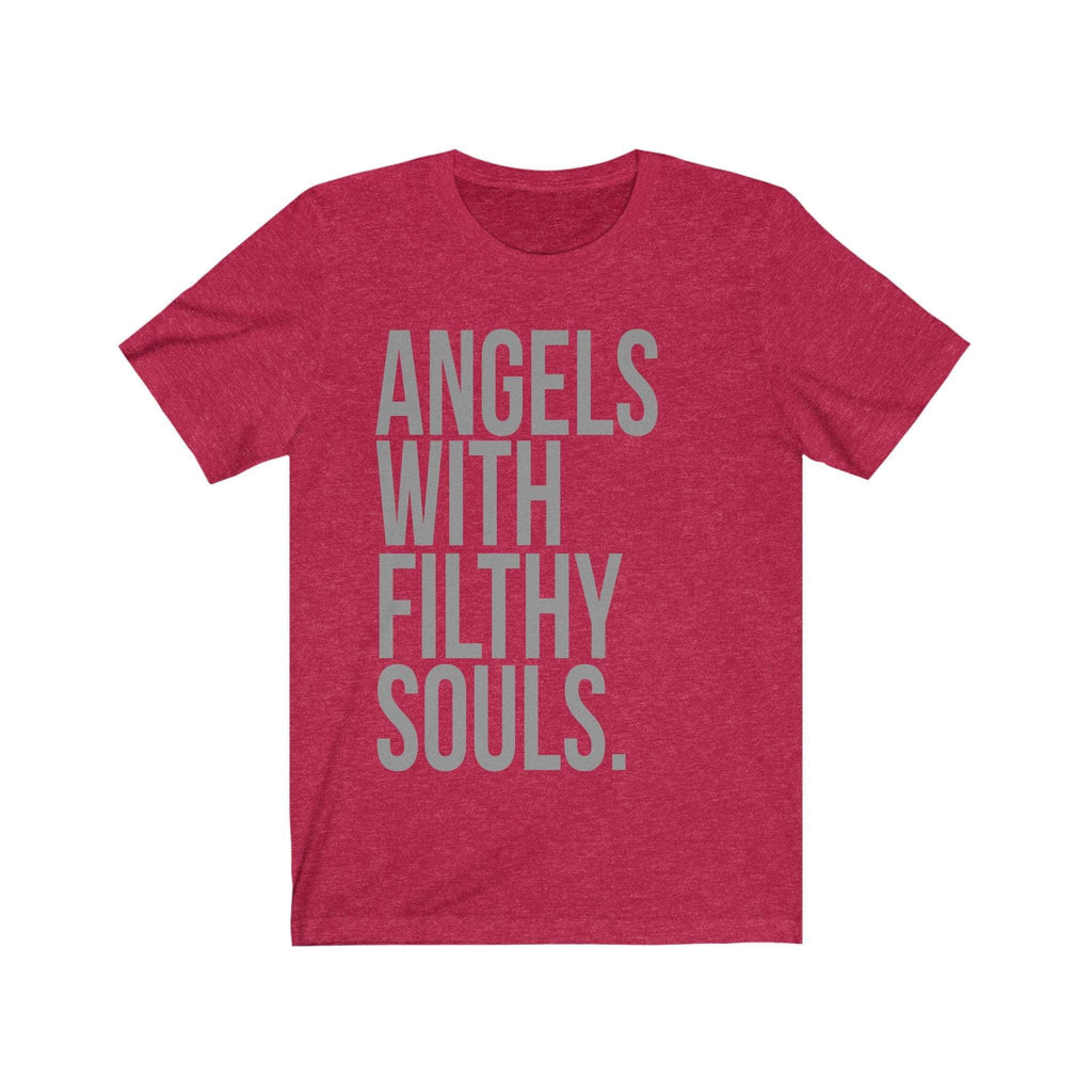 Angels With Filthy Souls - Home Alone Shirt - Long Sleeve Christmas Shirts