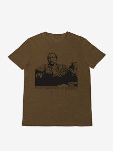 Sling Blade Movie - I Play Cards with J.D. Shellnut - Doyle Hargraves Funny Unisex T-Shirt