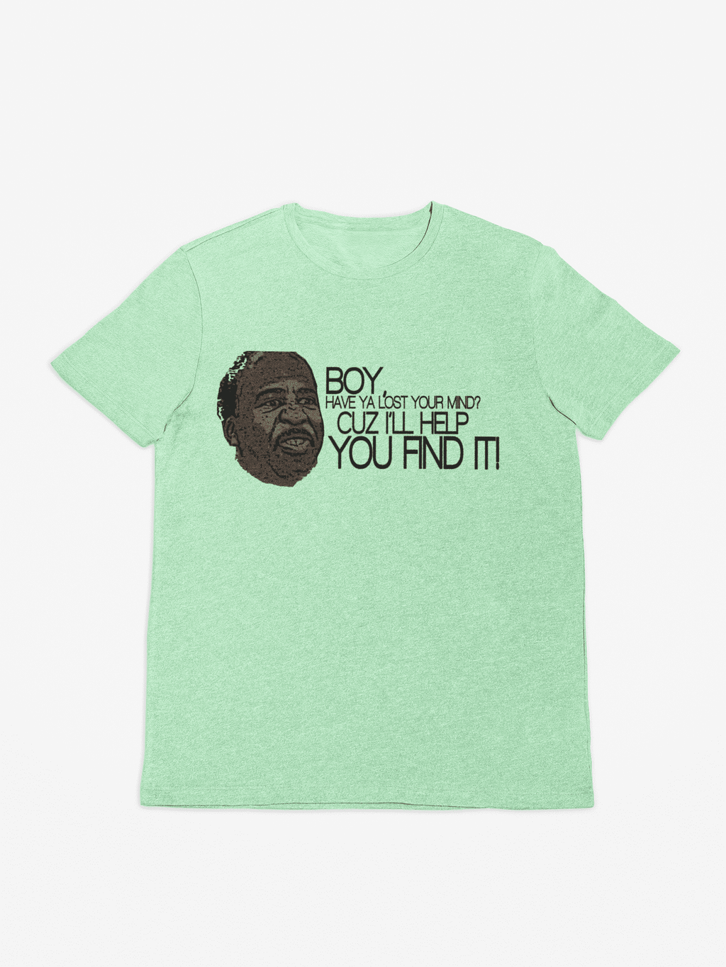 mint stanley the office shirt