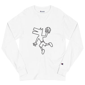 """Kemp"" Men's Champion Long Sleeve Shirt"