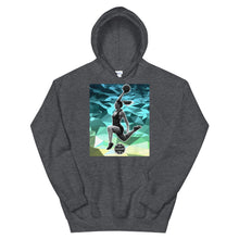 "Load image into Gallery viewer, ""Girl Dunk"" Unisex Hoodie"
