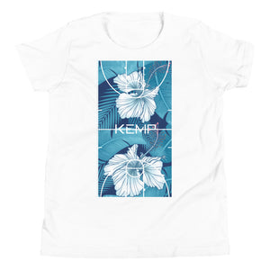 """Tropical 2"" Youth Short Sleeve T-Shirt"
