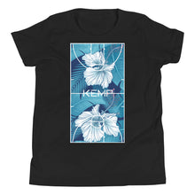 "Load image into Gallery viewer, ""Tropical 2"" Youth Short Sleeve T-Shirt"