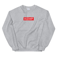 "Load image into Gallery viewer, ""kemp"" Unisex Sweatshirt"