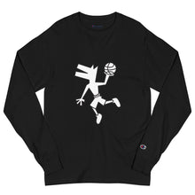 "Load image into Gallery viewer, ""Kemp"" Men's Champion Long Sleeve Shirt"