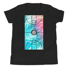"Load image into Gallery viewer, ""Tropical 3"" Youth Short Sleeve T-Shirt"
