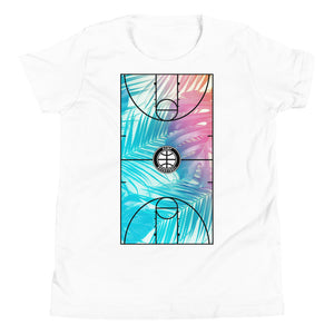 """Tropical 3"" Youth Short Sleeve T-Shirt"