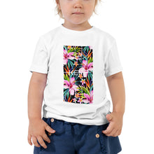 "Load image into Gallery viewer, ""Tropical"" Toddler Short Sleeve Tee"