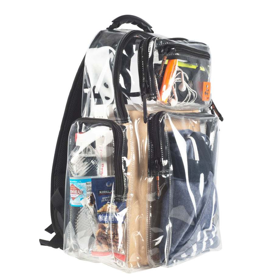 Clear 360 Ruck Pack