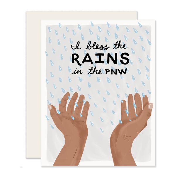 Bless The Rains