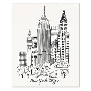 New York City | Art Print