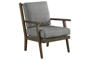 11402 Zardoni Charcoal Accent Chair