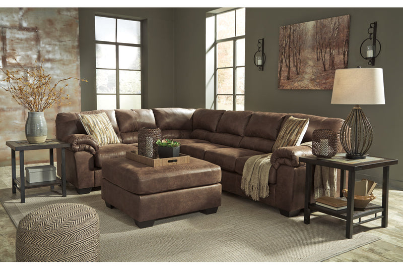 12000 Bladen Coffee 3-Piece RAF Sofa Sectional