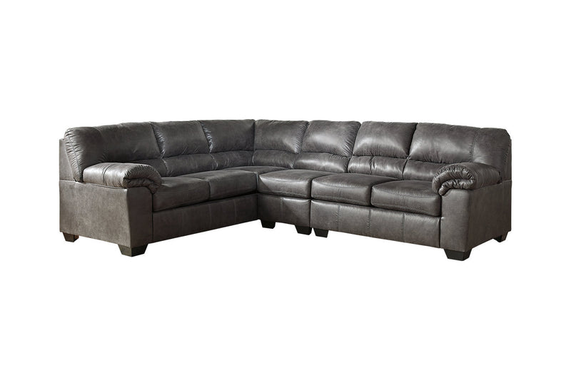 12001 Bladen Slate 3-Piece Sectional