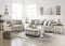 19504 Meggett Linen Sofa & Loveseat