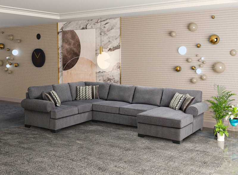 Millwood Pewter RAF Sectional [ETA: 2/25]