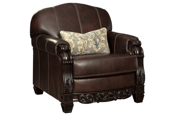 32501 Embrook Chocolate Chair