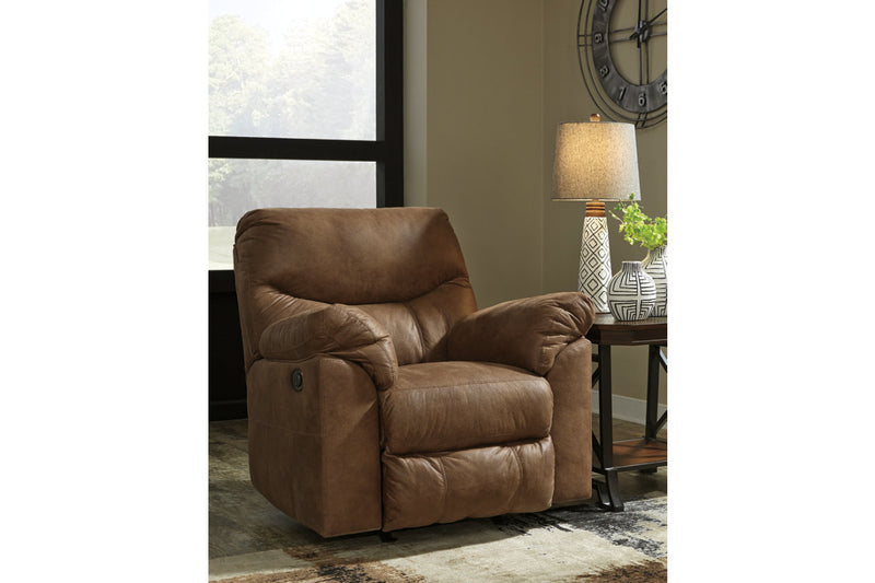 33802 Boxberg Bark Power Recliner