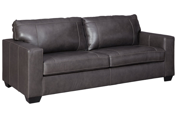 34503 Morelos Gray Sofa & Loveseat
