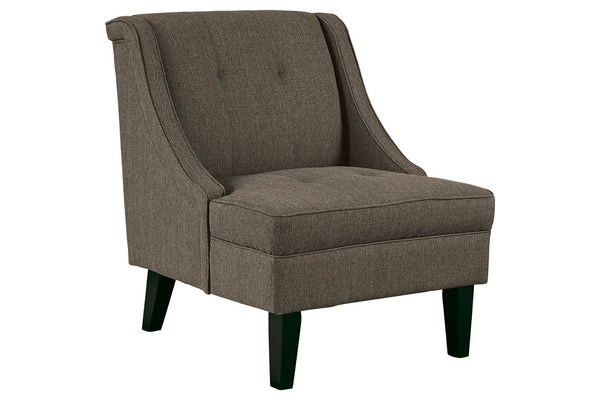 36229 Clarinda Gray Accent Chair