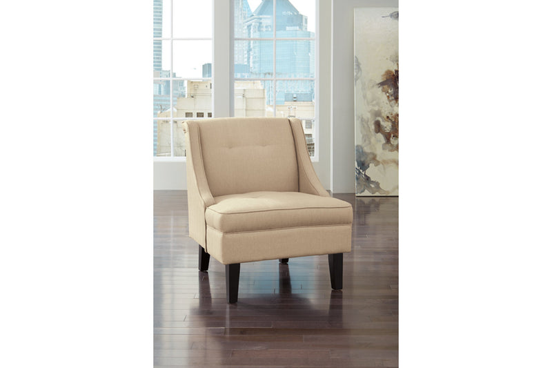 36230 Clarinda Cream Accent Chair