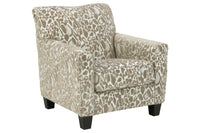 40401 Dovemont Putty Accent Chair