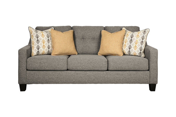 42304 Daylon Graphite Sofa & Loveseat