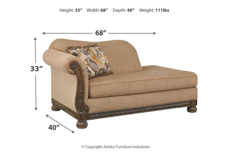 49601 Westerwood Patina Left-Arm Facing Corner Chaise