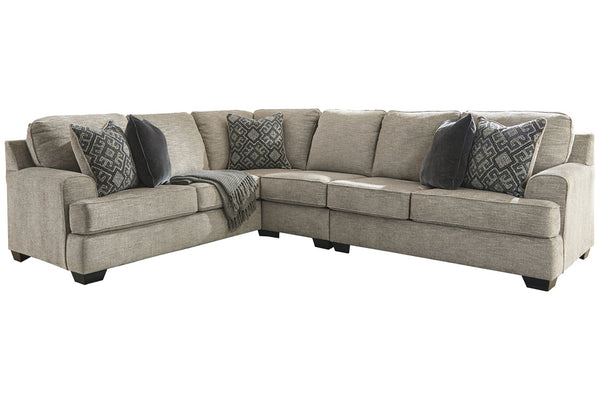 56103 Bovarian Stone 3-Piece LAF Sofa Sectional