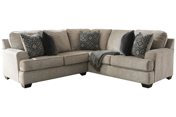 56103 Bovarian Stone 2-Piece RAF Sofa Sectional