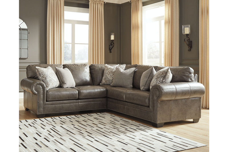 58703 Roleson Quarry 2-Piece Sectional | 58703S3 | by Ashley | Nova Furniture