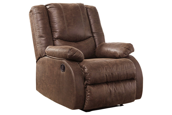 60305 Bladewood Coffee Recliner