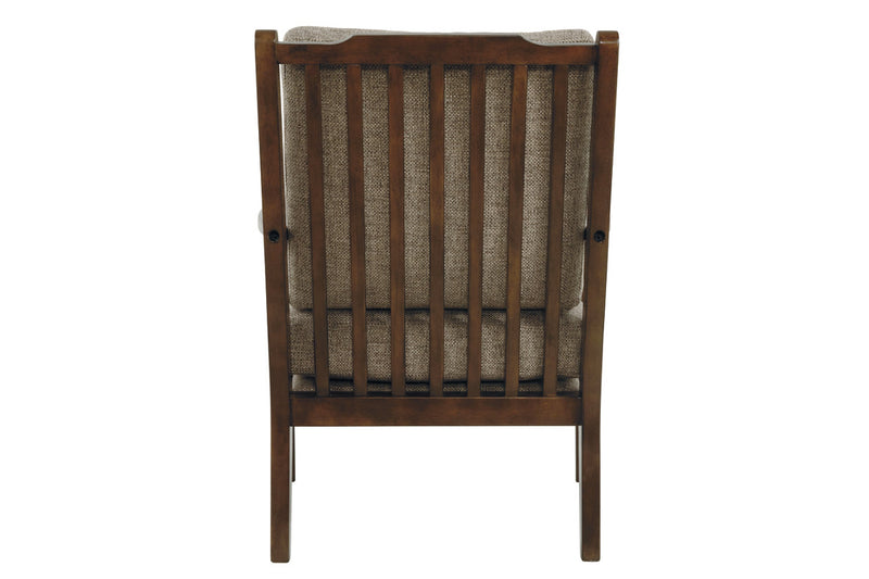 62802 Dahra Jute Accent Chair