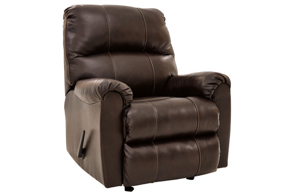 64705 Hermiston Walnut Recliner